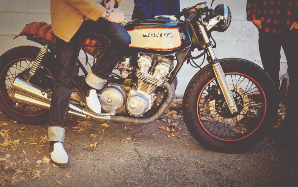 Welche Motorräder eignen sich für Cafe Racer