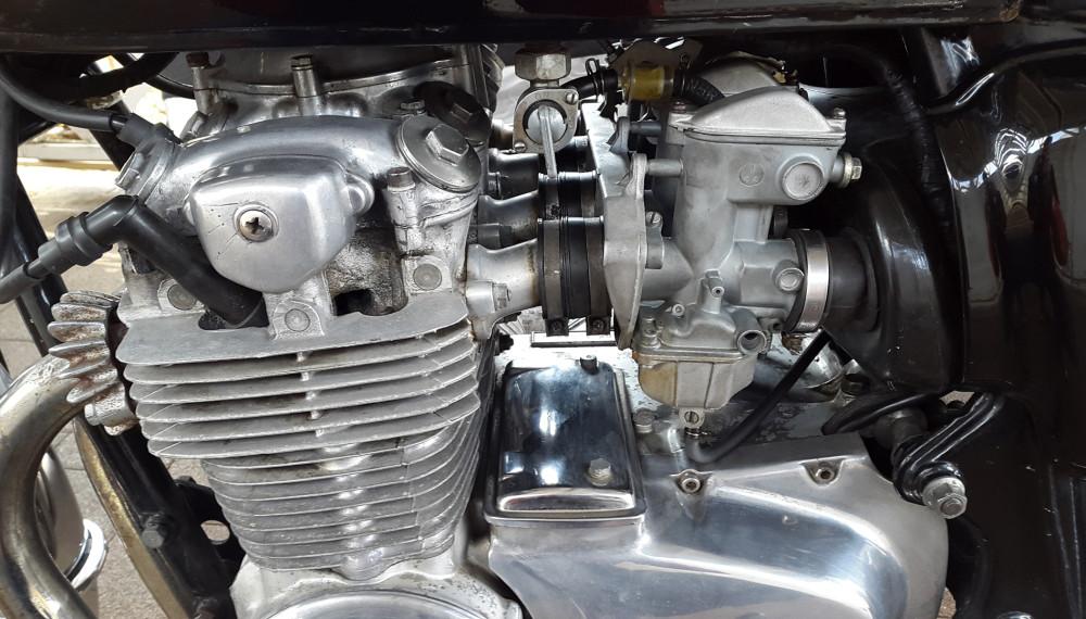 Honda CB 550 four K3