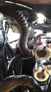 Honda CB 550 four K3 Stummellenker Fehling