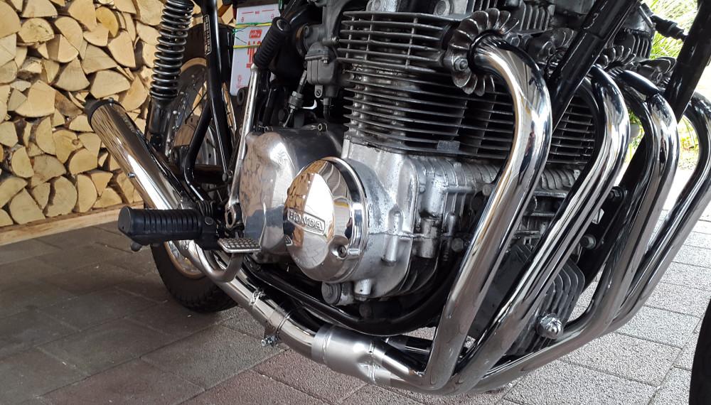 Marving Racing Auspuffanlage Honda CB 550 K3 Cafe Racer