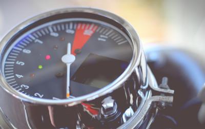 Honda CB 550 K3 Drehzehlmesser Tachometer