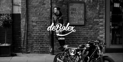 last night in the city - deBolex London