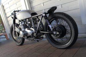 Honda CB 550 K3 Cafe Racer 550 Moto