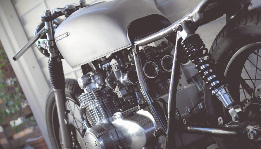 Honda CB 550 K3 Cafe Racer Beitrag