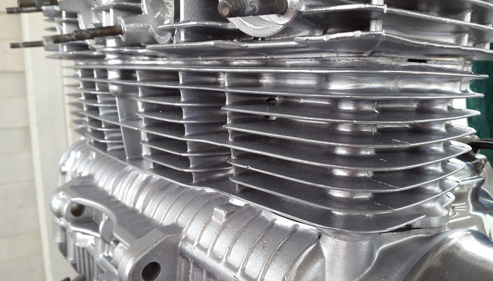 Honda CB 550 K3 Cafe Racer Motor