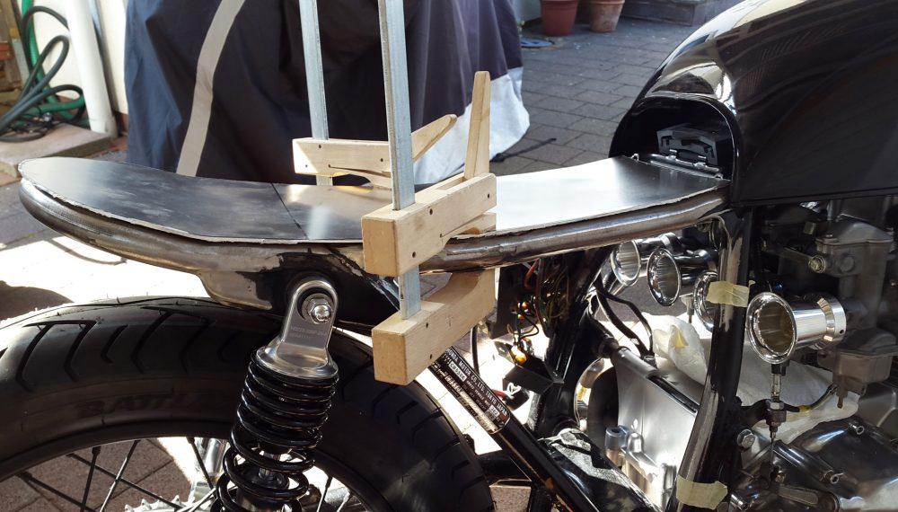 Honda CB 550 K3 Cafe Racer Sitzbank 3