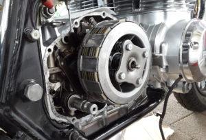 Honda CB 550 Kupplung Cafe Racer 550 Moto