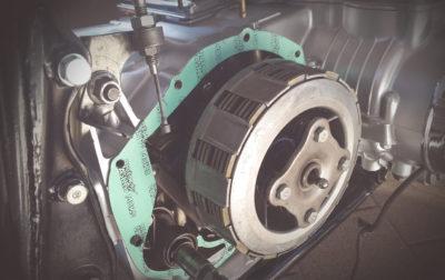 Honda CB 550 Kupplung Cafe Racer 550 Moto Beitragsbild
