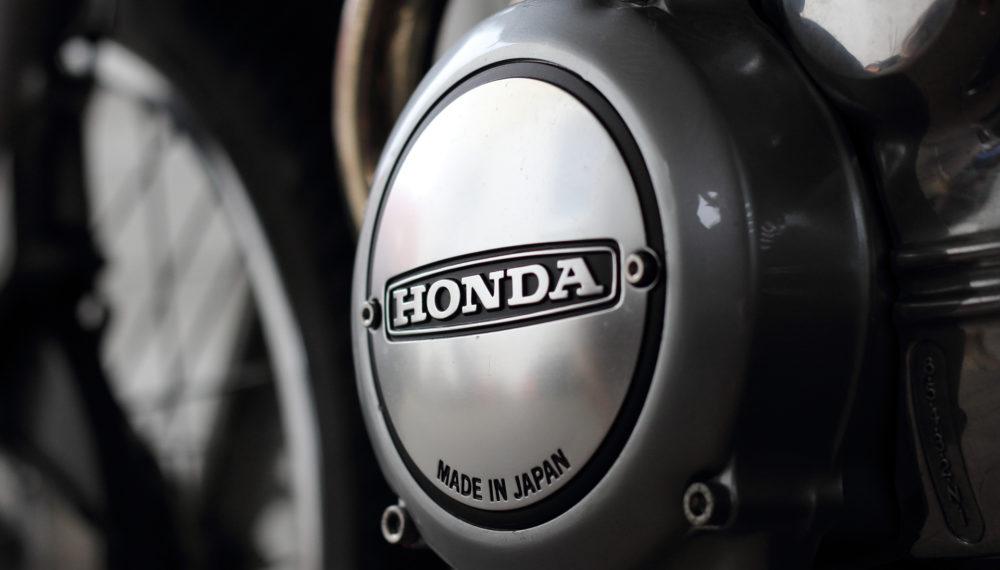 Honda CB 400 four Cafe Racer 3