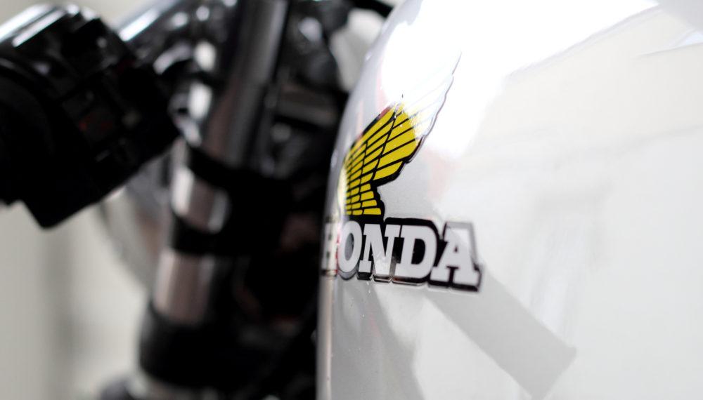 Honda CB 400 four Cafe Racer 4