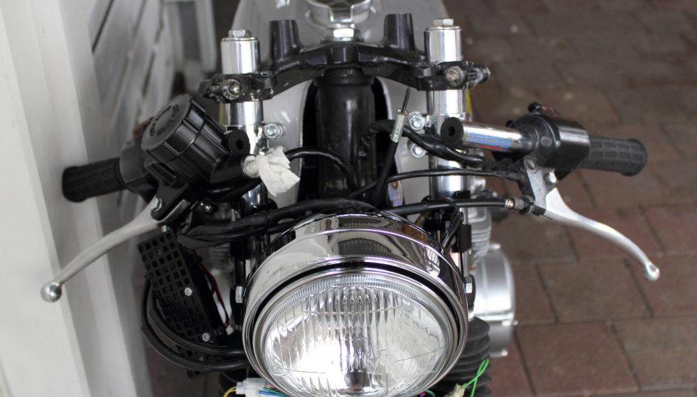 Honda CB 400 four Cafe Racer 8