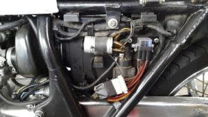 Honda CB 400 four Cafe Racer 10