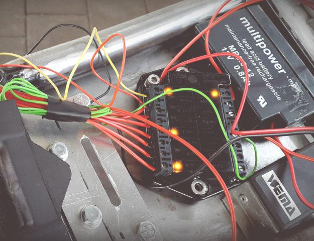 Fein Honda Schaltplan Sicherheit Galerie - Elektrische ...