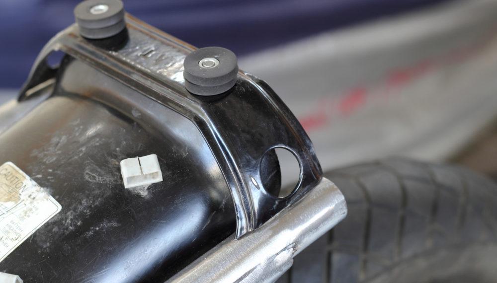 Honda CJ 250 t Cafe Racer Loop 2 by 550moto