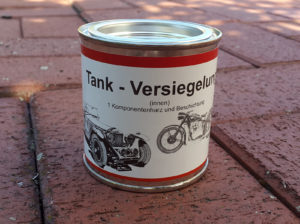 Tank Versieglung Honda CB