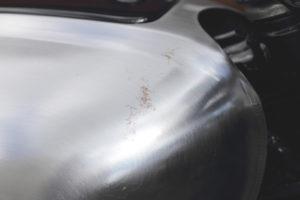 Honda CB 550 Cafe Racer Tank2