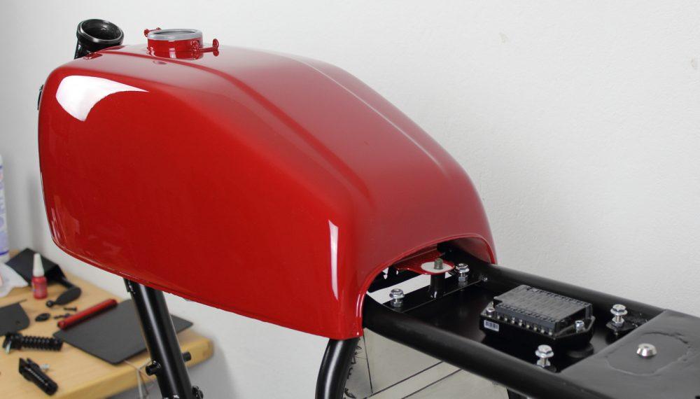 HondaCB400Four Cafe Racer2 550moto