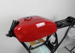 HondaCB400Four Cafe Racer3 550moto