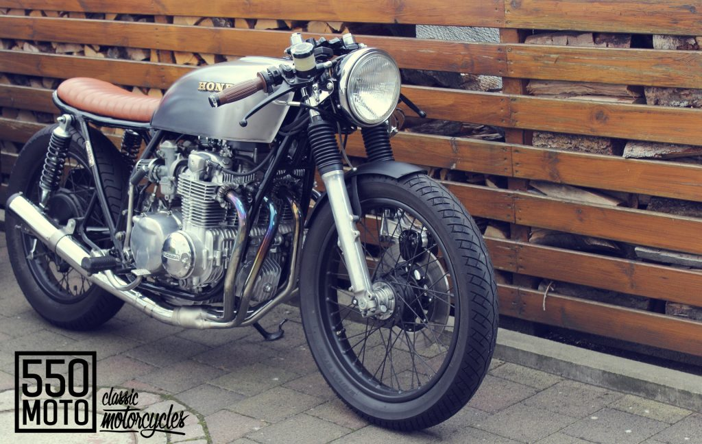 HondaCB550CafeRacerBratRacer550moto