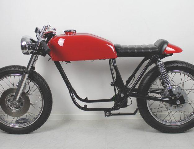 HondaCB400caferacer550moto