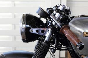 Honda CB 550 Cafe Racer Headlight