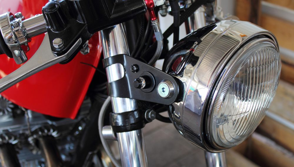 Honda CB 400 four Cafe Racer Motogadget by 550moto 1