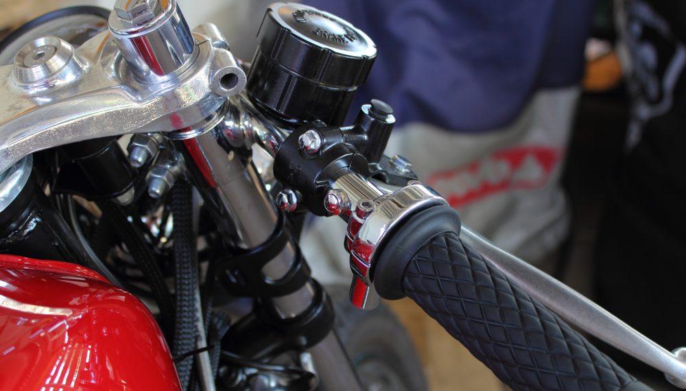 Honda CB 400 four Cafe Racer by 550moto2