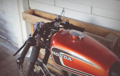 Honda CJ 250 t Cafe Racer