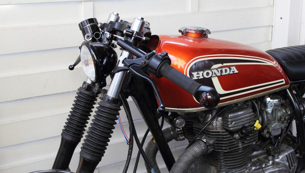 HondaCJ250CafeRacer550MOTO