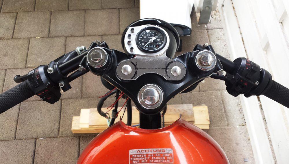 HondaCJ250CafeRacer550Tacho2