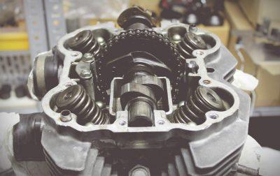 Honda CJ 250 t Motor 550Moto