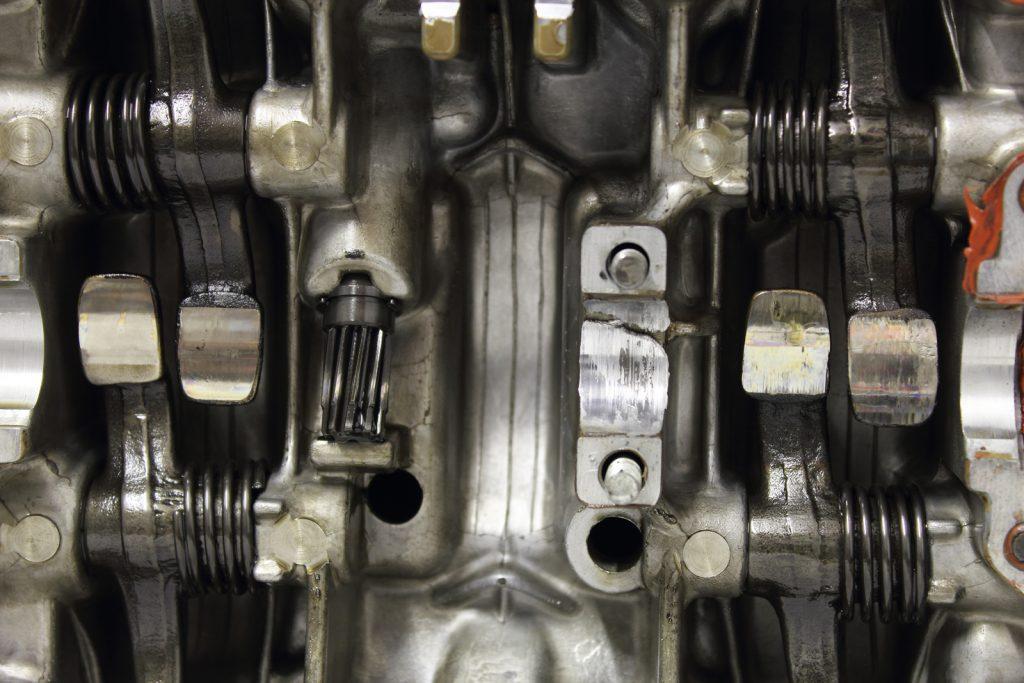 Honda CJ 250 t Motor 550Moto6