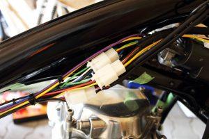 Honda CB 550 Cafe Racer Kabelbaum
