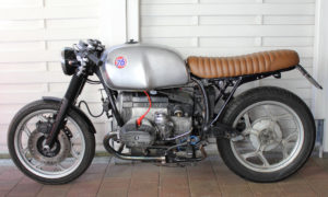 BMW R100RT Cafe Racer 550moto 2