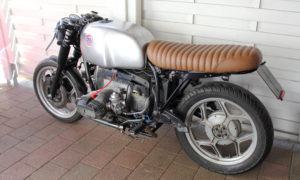 BMW R100RT Cafe Racer 550moto 3