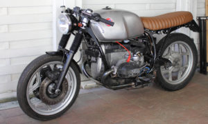 BMW R100RT Cafe Racer 550moto 4