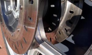 BMW R100RT Classic Bremsscheiben Cafe Racer 550moto