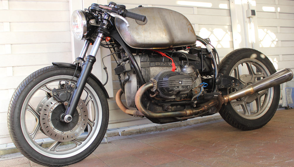 BMW R100RT Classic Cafe Race 550moto 1
