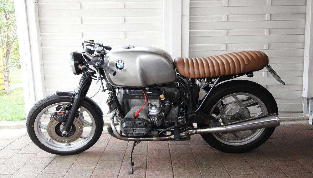BMW R100RT Cafe Racer 550moto
