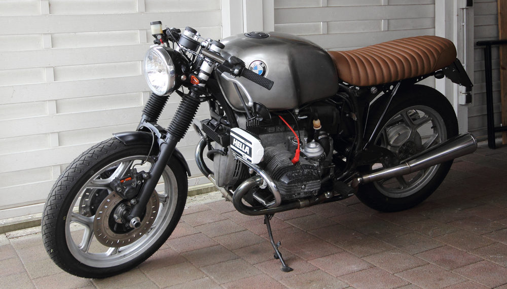 BMW R100RT Cafe Racer 550moto2