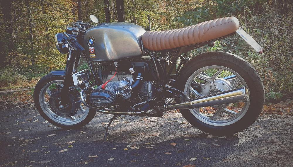 BMW R100RT Cafe Racer vintage 550moto