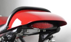 Honda CB 400 four Cafe Racer Heck