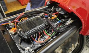 Honda CB 400 four Cafe Racer Heck Motogadget M-Unit