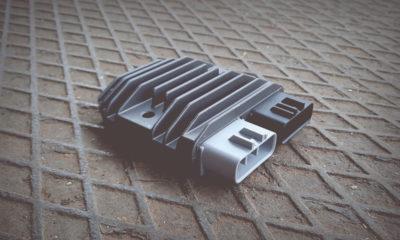 Laderegler Gleichrichter LiFePo4 Batterie CS Batteries Cafe Racer Honda CB 550 250 400