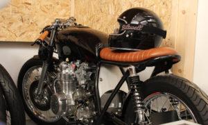 Honda CB 550 K3 Cafe Racer Biltwell Gringo 550moto