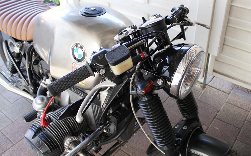 BMW R100 Cafe Racer 7