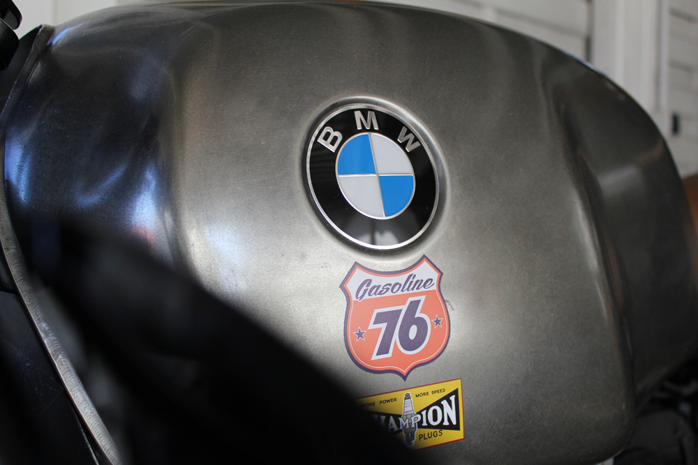 BMW R100 Cafe Racer Tank