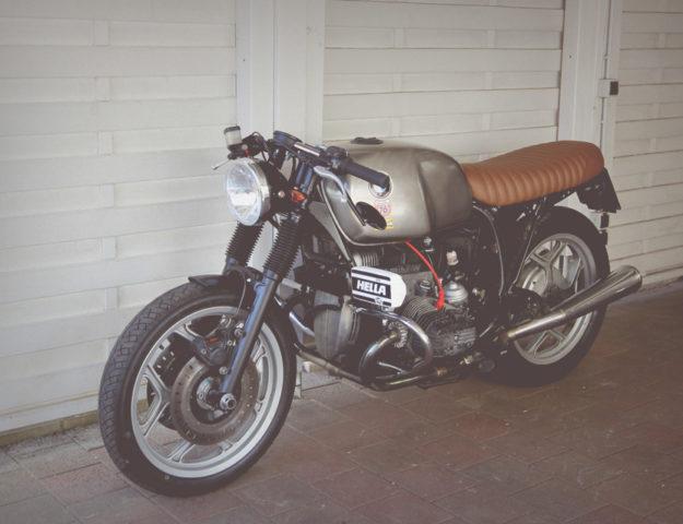 BMW R100 Cafe Racer550moto